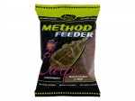 Method Feeder Black Halibut z Konopią 700g