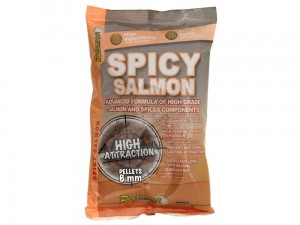 Pellet  6mm STARBAITS SPICY SALMON  700g