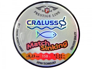 Cralusso Match Sinking