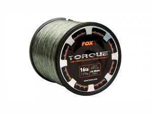 FOX Żyłka TORQUE LINE  0.38mm 20lbs