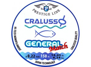 CRALUSSO  GENERAL MATCH