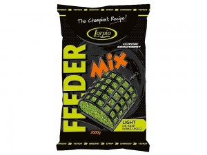 Lorpio Feeder Mix 2kg  Light