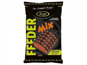 Lorpio Feeder Mix 2kg  Medium
