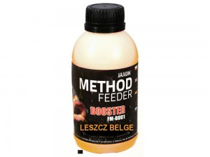 Jaxon Booster Method Feeder 350ml Leszcz Belge