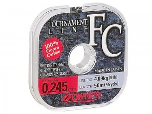 JAXON OWNER TOURNAMENT FLUOROCARBON  50m