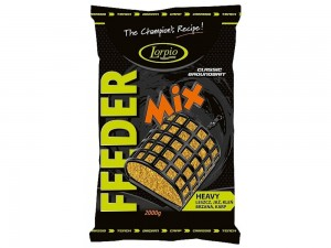 Lorpio Feeder Mix 2kg Heavy